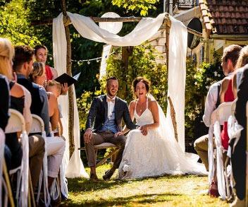 Videografie - Bruiloft Petra en Hans